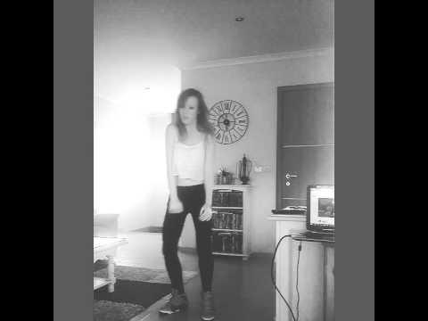 More dub step dancing
