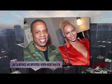 Jay Z & Beyoncé are reportedly worth more than $1B   Rumor Report
