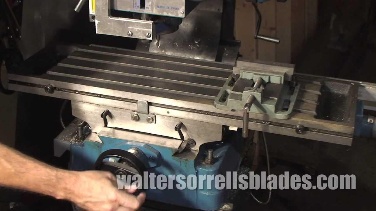 knife making machine
