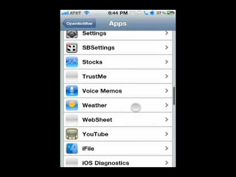 Badoo für das iPhone