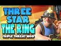 BEST Attack Strategy to Three Star the Ring Base | Clash of Clans