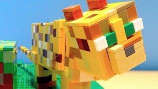 LEGO Ocelot - Minecraft