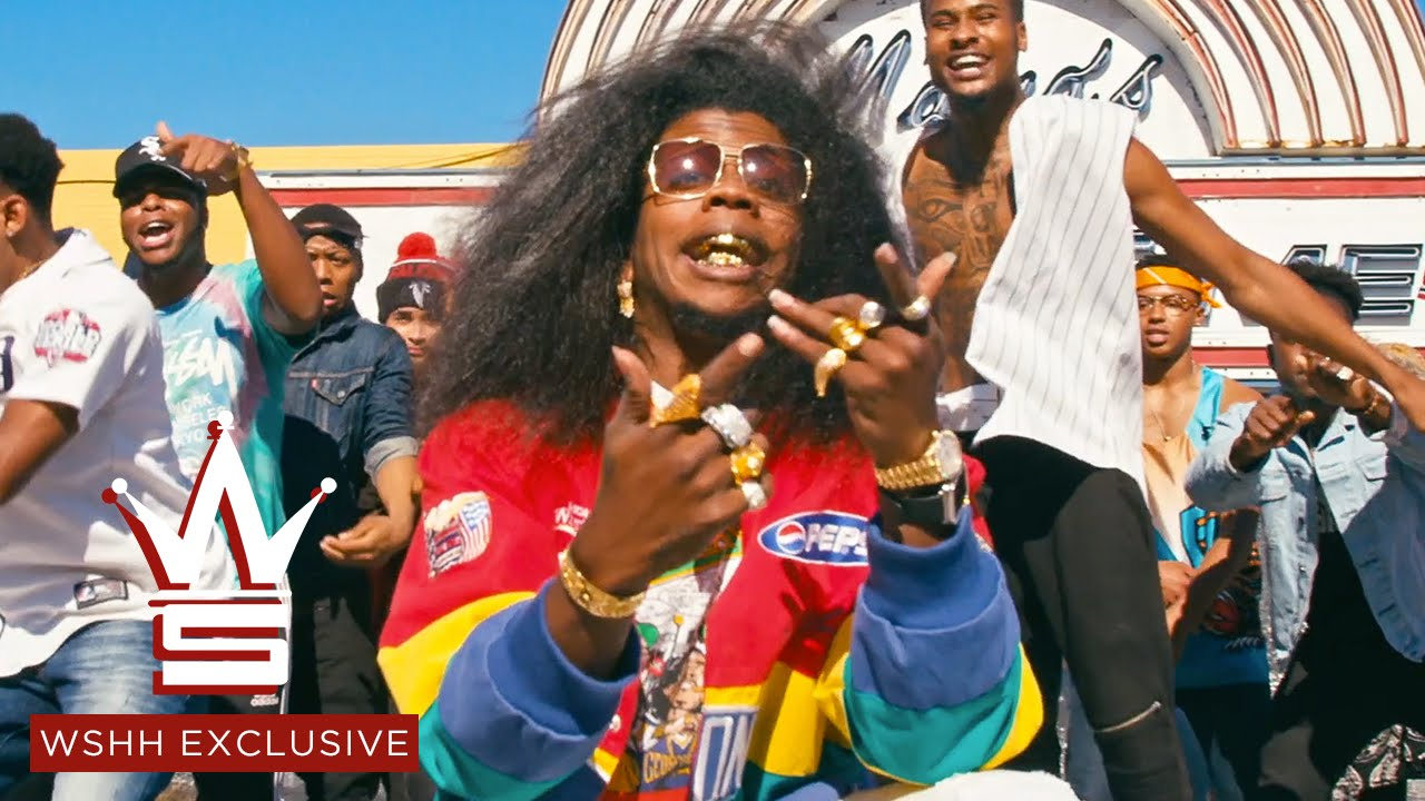 "Trinidad James Ft. Bankroll Fresh ""Daddy D"" (Official Music Video)"