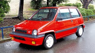 1986 Honda City (USA Import) Japan Auction Purchase Review
