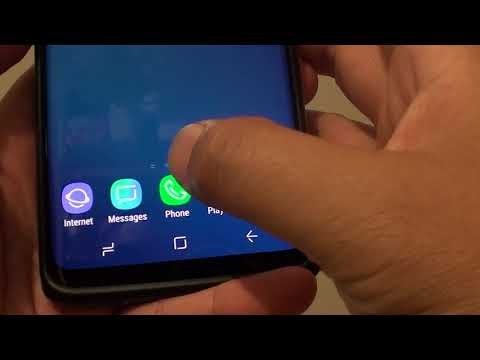 Samsung Galaxy S9 / S9+: How To Show / Hide Phone Number (Caller ID)
