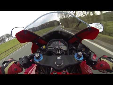 Honda CBR 600 RR - MIVV Suono Sound