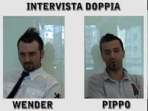 Wender In Consolle.Intervista Doppia Wender Pippo Palmieri Parte 1