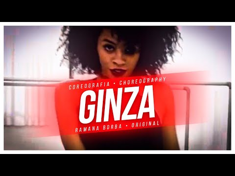 Ginza - J BALVIN feat ANITTA ( Remix ) / Coreografia