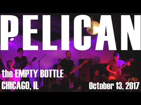 Pelican - FULL CONCERT RECORDING HD 1080p Empty Bottle - Chicago, IL QUALITY AUDIO!