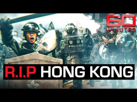 R.I.P Hong Kong: