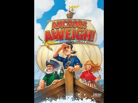 Dad vs Daughter - Anchors Aweigh