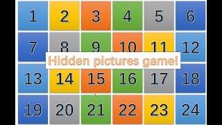 Hidden Pictures PPT Game screenshot 4