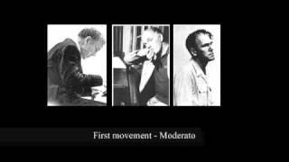 (Richter) Rachmaninov Piano Concerto No. 2 - Mvt 1 (Pt.1)