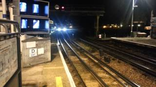Early Morning Engineers Trains 26/09/14