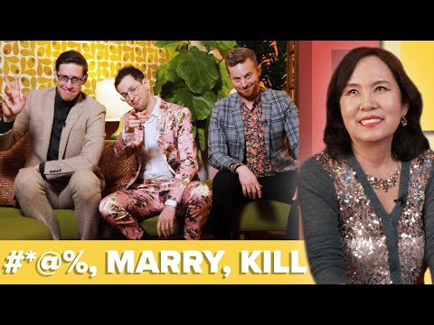 The Try Guys Play Boink, Marry, Kill With Eugene's Mom