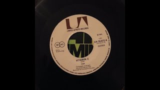 Can   Vitamin C (official Audio)