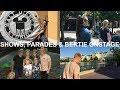 Disneyland Paris VLOG Day 2-SHOWS, PARADES & BERTIE ON STAGE | Adina May