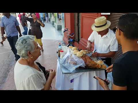 Cienfuegos, Cuba 2017