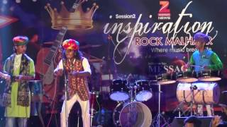 Inspiration  Rock Malhar 2017 rajasthani folk rock 1