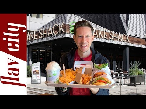 Shake Shack Menu Review Including Gluten Free & Low Carb Options!