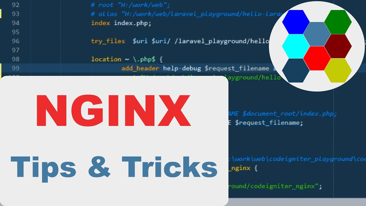 Nginx Tips and Tricks – Load Balancer Configuration