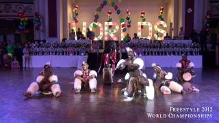 Worlds 2012 - The Mighty Zulu Nation - Excert