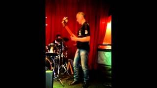 Black Water Gold by Be Funk, live at Bflat 26/04/15