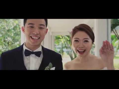 Ivan + Eunice Wedding Video Singapore