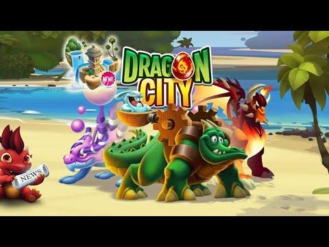 NEW UPCOMING EVENT DRAGON CITY 19 NOVEMBER 2018