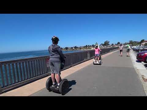 США 5239: Санта Круз, Калифорния - Вдоль по берегу пройдем - ни к кому не пристаем