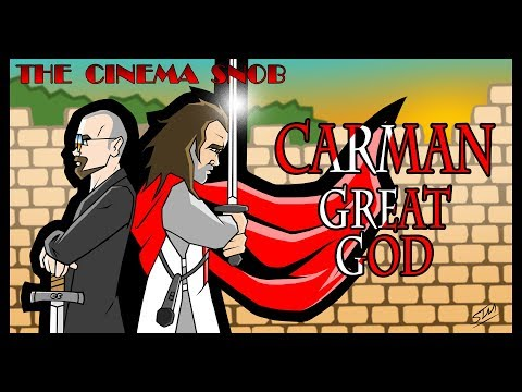 Carman: Great God - The Cinema Snob