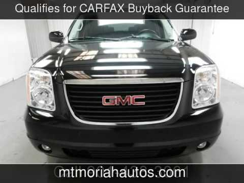 2009 gmc yukon xl slt w 4sb used cars memphis tennessee 2016 10 13 youtube. Black Bedroom Furniture Sets. Home Design Ideas