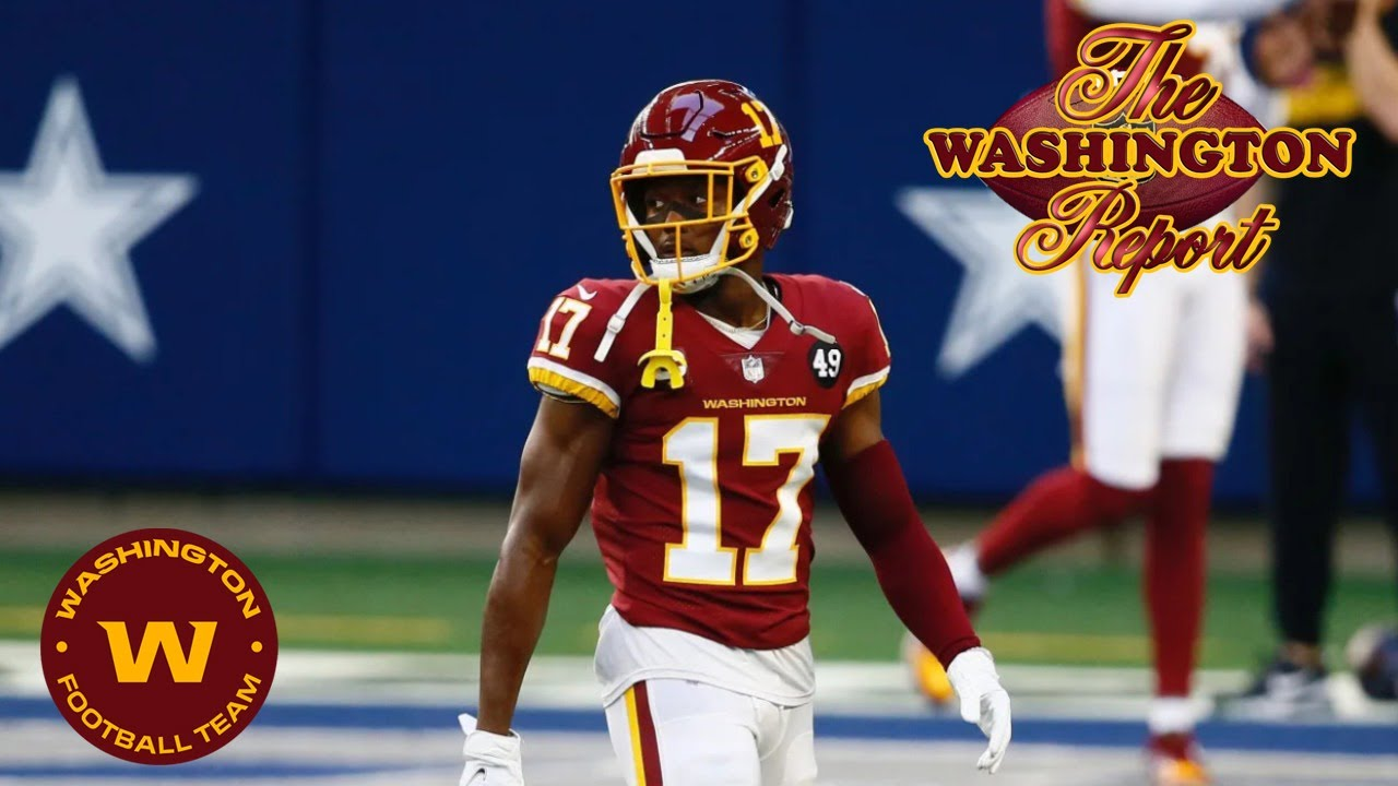 Washington 🏈 Report Shorts |  The Terry McLaurin Convo Pt.2 | Top 10? + All Pro?  + Better Than DK?