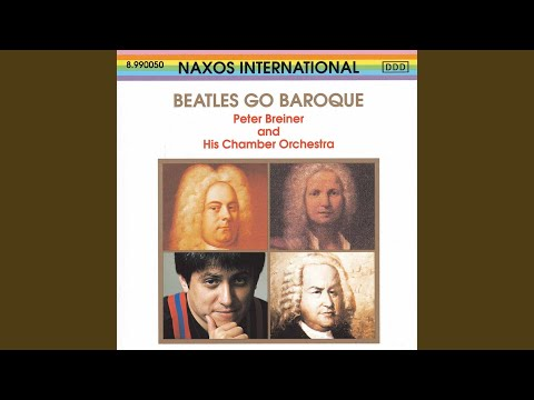 Beatles Concerto Grosso No. 1 (In the style of Handel) : III. Fool on the Hill: Adagio