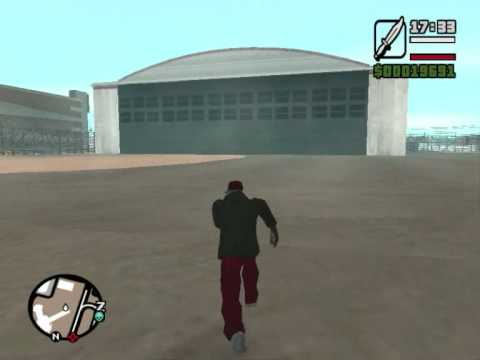 How To Get The Biggest Plane In Gta San Andreas Hq Youtube