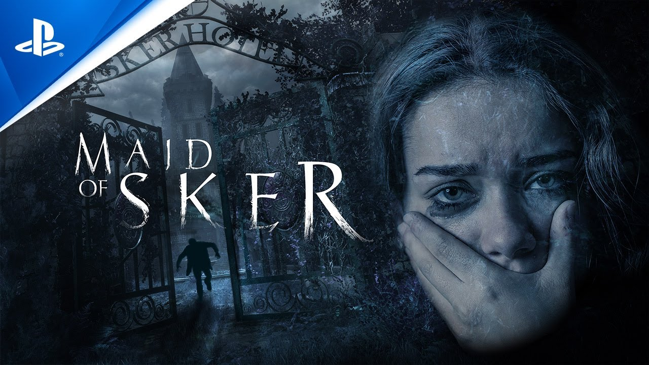 Maid of Sker - Gameplay Trailer | PS4