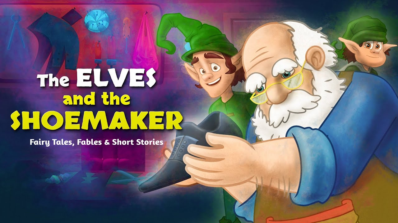 Best Miraculous Fairy Tale: The Elves and the Shoemaker | Bedtime Stories for Kids