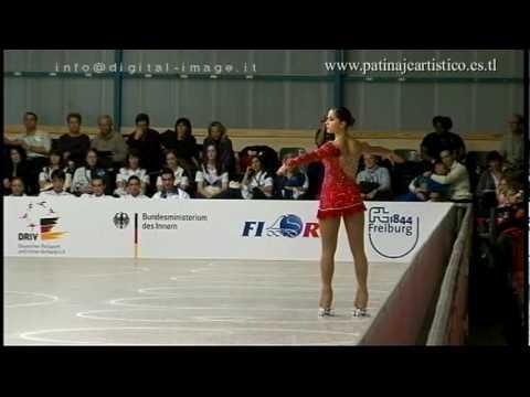 Chiara Colpo.SP.Junior Femenino.Mundial 2009.HQ