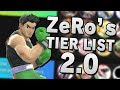 ZeRo S Super Smash Bros Ultimate 2 00 TIER LIST ANALYSIS Part 1 mp3
