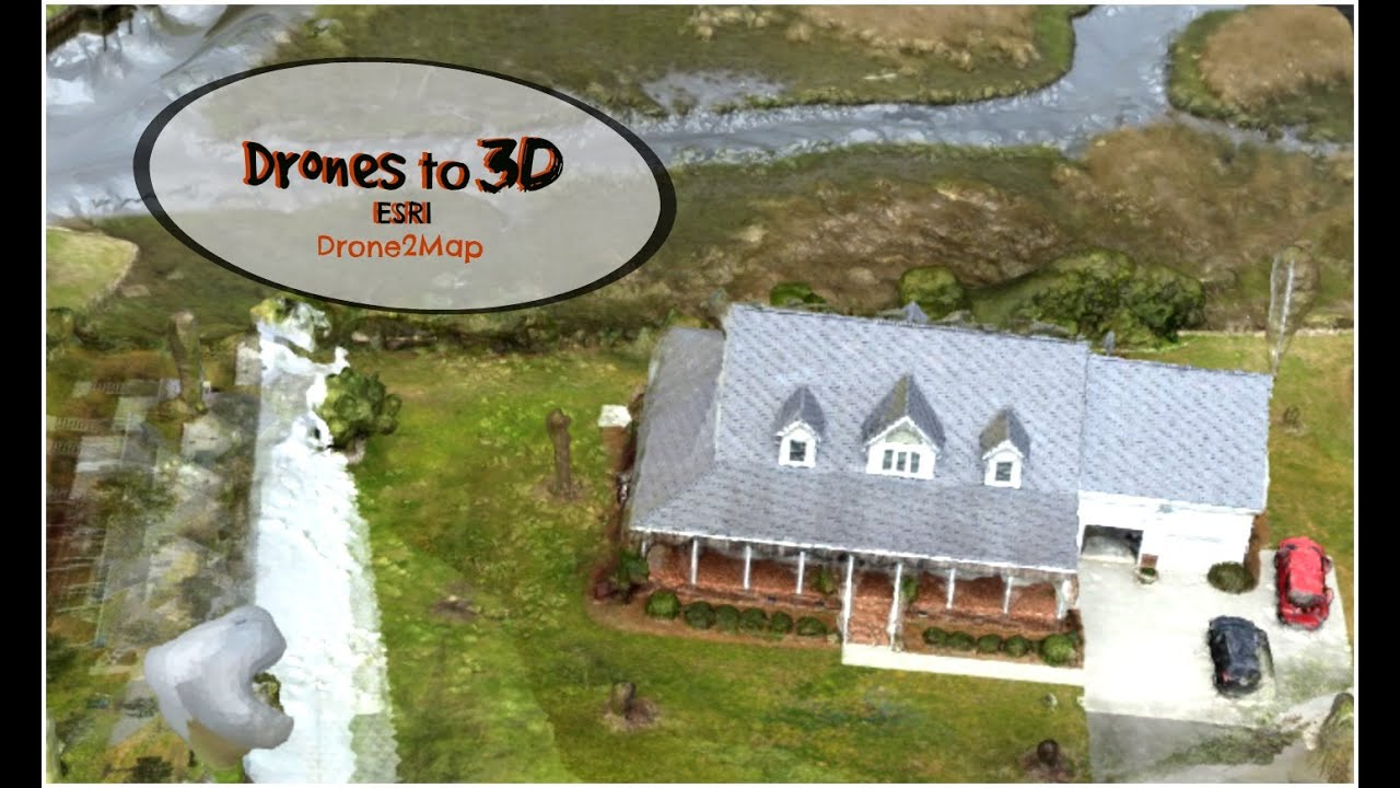 Drone2map for arcgis 3d mapping youtube sciox Gallery
