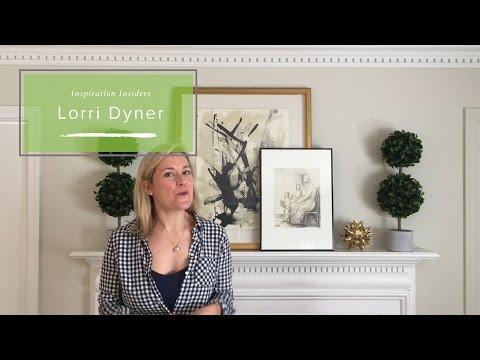 Style A Simple, Natural Mantel  Lorri Dyner Design