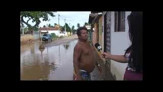 Lagoa Enfrente ao Hospital de Extremoz/RN