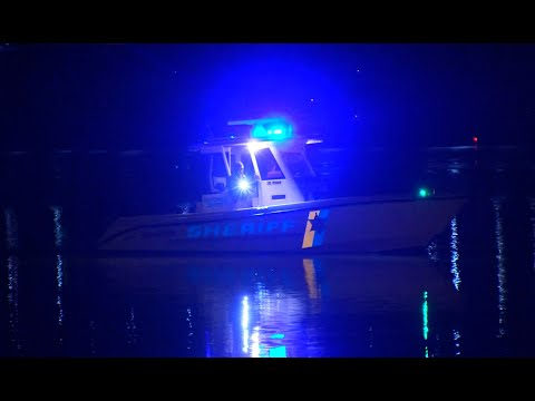 A man was rescued after he was found clinging to the side of a rowboat in Dutchess County.