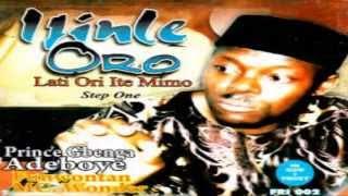 Gbenge Adeboye  - Ijinle Oro Vid