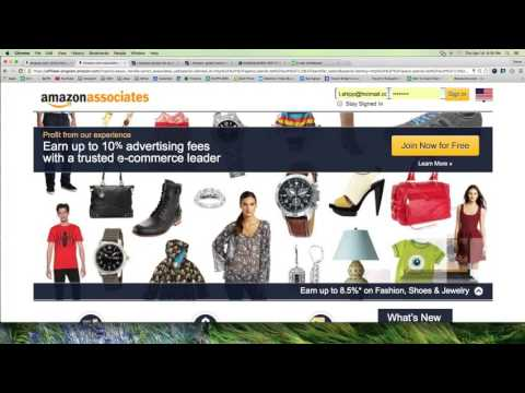 Amazon Associates Affiliate Marketing Review
