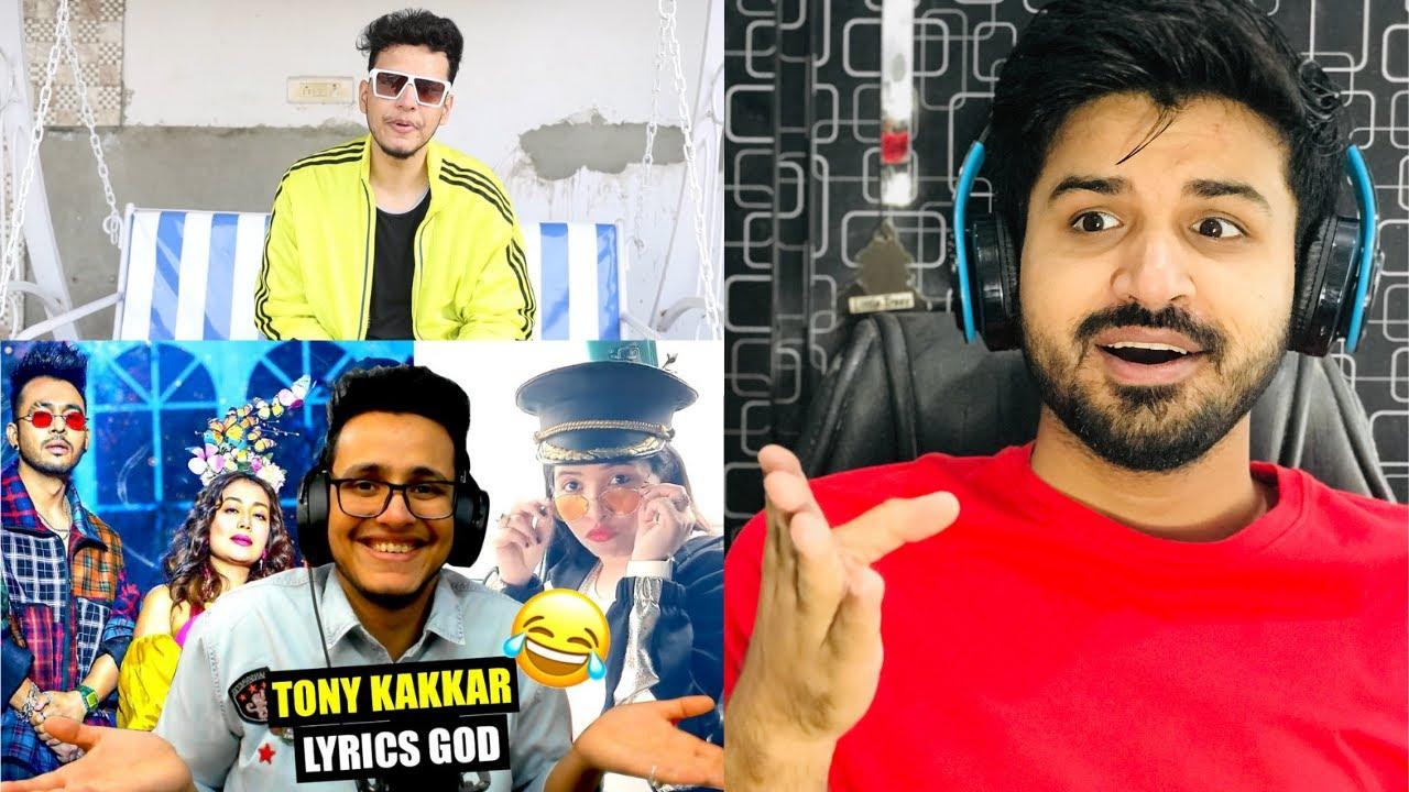 Reaction on Triggered Insaan Tony Kakkar's Kanta Laga is the Greatest Song Ever Dhinchak Pooja Roast