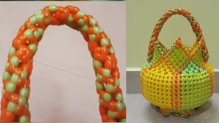 Tamil -  BOX Knot handle making tutorial for beginners