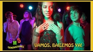 "GM5 ""Shut Up and Dance"" - (Cover in Spanish) ""Vamos, Bailemos Ya!""  by GM5"