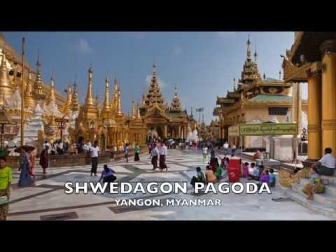Shwedagon Pagoda, Yangon, Myanmar (Rangoon, Burma)