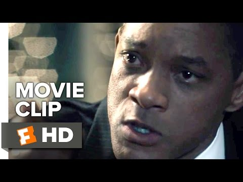 Concussion Movie CLIP - Tell the Truth (2015) - Will Smith, Alec Baldwin Movie HD